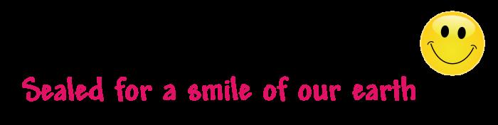 Dicht für ein Lächeln unserer Erde Logo E_Zeichenfläche 1